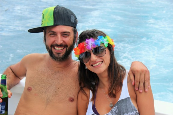 Dario & Nat - Boat Party
