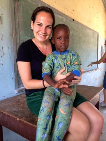 Volunteer Teaching in Zambia