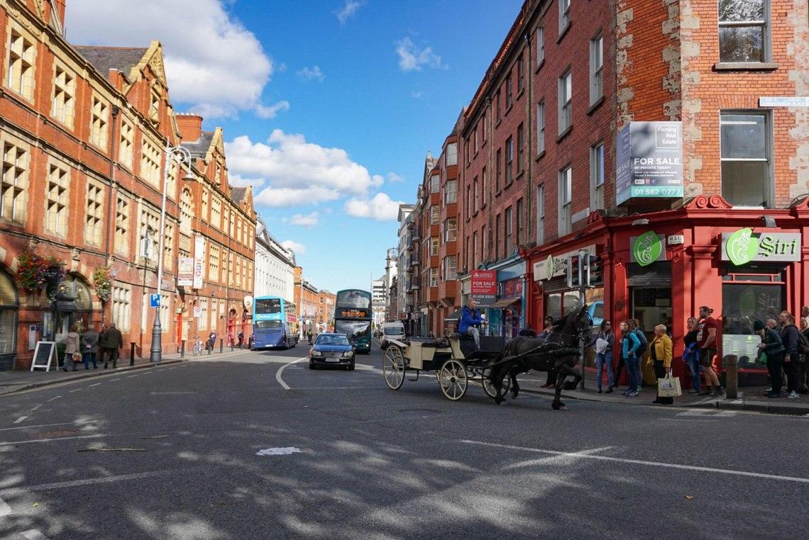 Dublin for the Budget Traveler