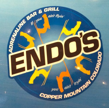 Endos Adrenaline Cafe