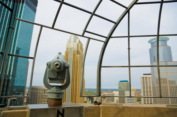 Foshay Tower And Observation Deck - Wander the Map