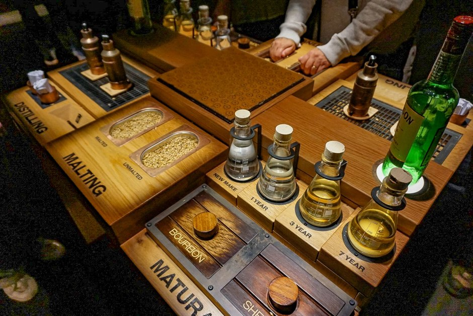 Jameson Distillery Tour Dublin Ireland