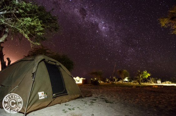 Botswana Camping - GettingStamped