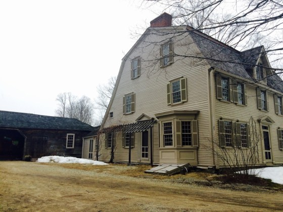 The Old Manse Concord