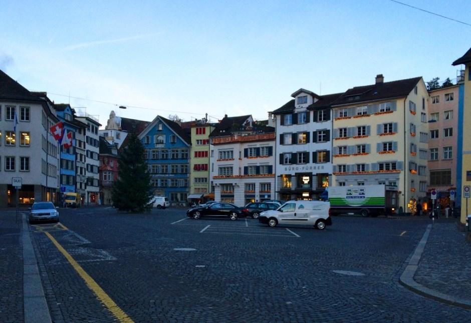 Zurich Shops
