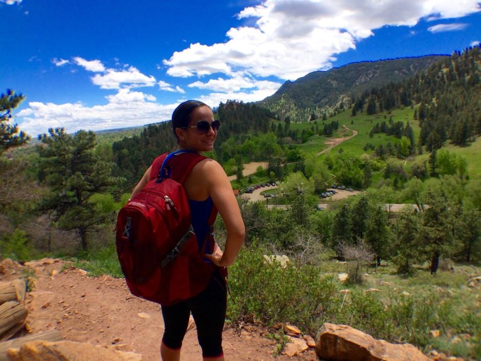 Hike Mount Sanitas Boulder Colorado