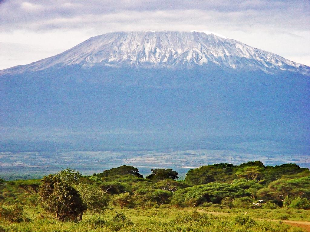 Majestic Mount Kilimanjaro