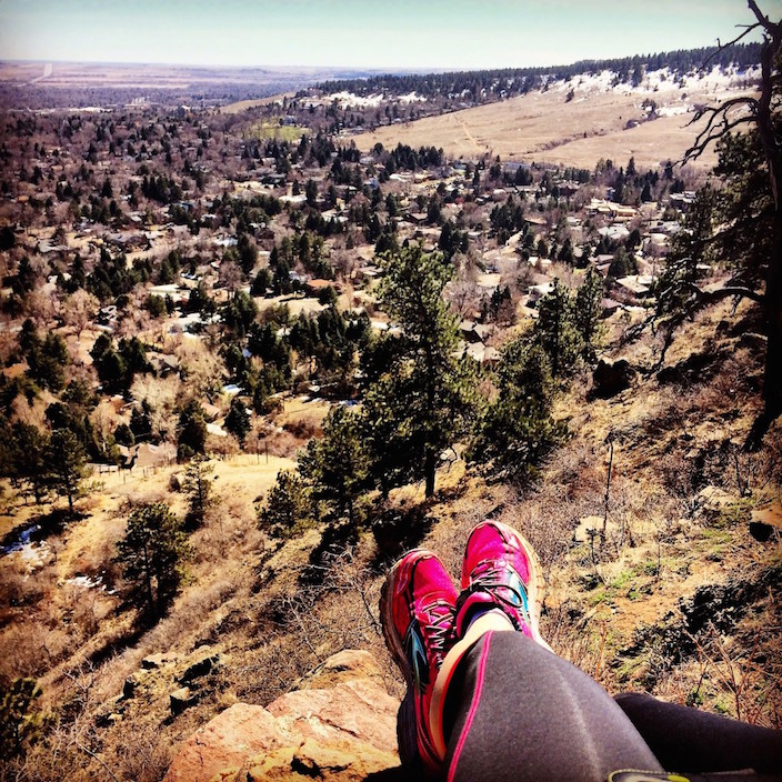 Hiking in Boulder - The World is Your Gym