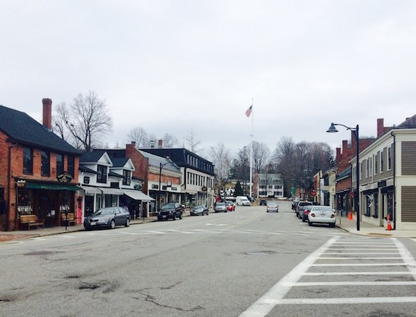 Main Street - Concord Massachusetts