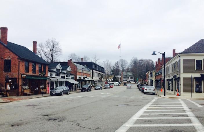 Main Street - Concord Massachusetts