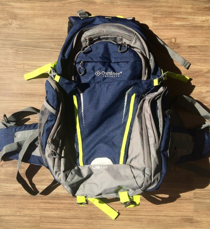 Outdoor Packs Gama Internal Frame Pack