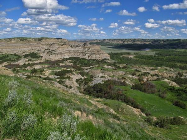 Teddy Roosevelt National Park - North Dakota