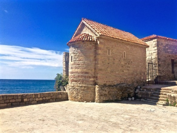 Budva Montenegro Old Town
