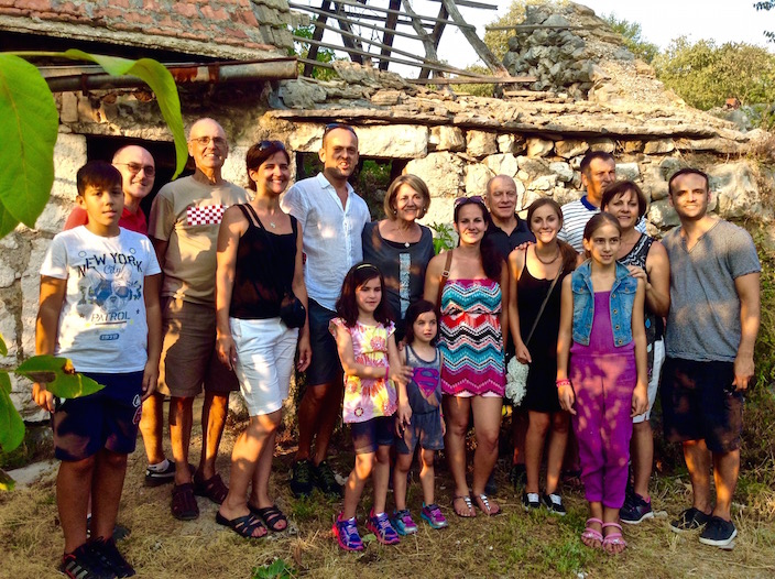 Croatian Family - Heritage Travel