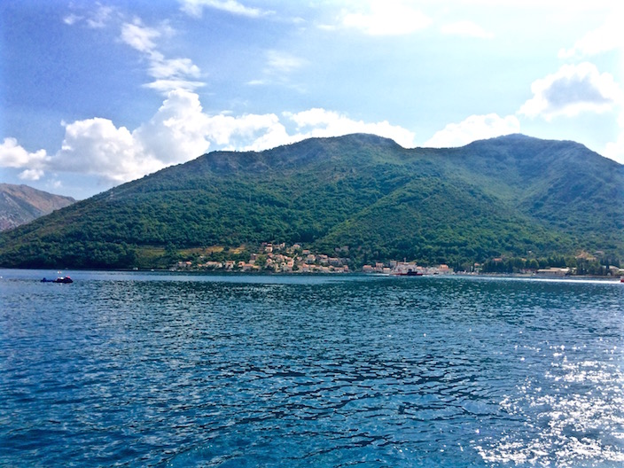 Montenegro Ferry to Budva