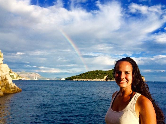 Solo Female Travel Dubrovnik