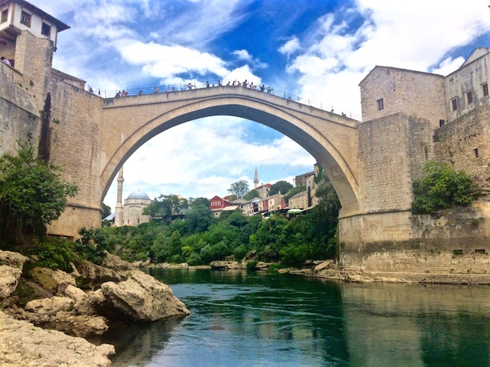 Stari Most Mostar Old Bridge