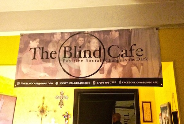 The Blind Cafe Boulder Colorado