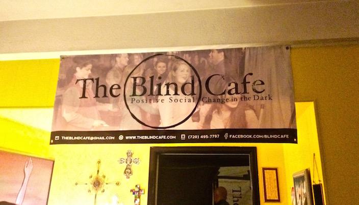 The Blind Cafe Boulder Colorado