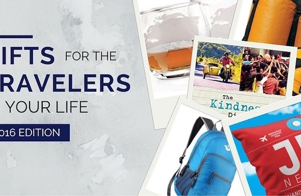 Gifts for the Travelers in Your Life 2016