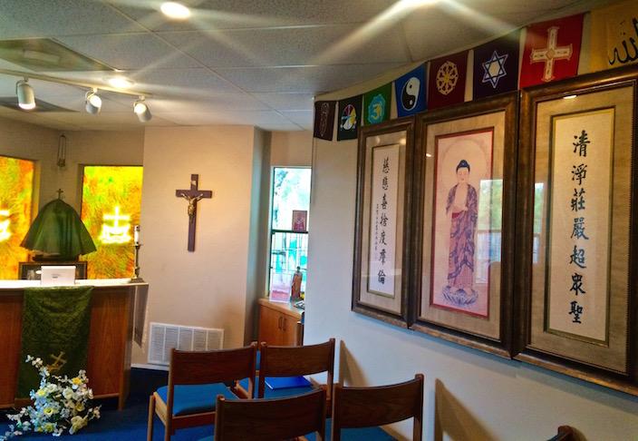Seafarers House Chapel