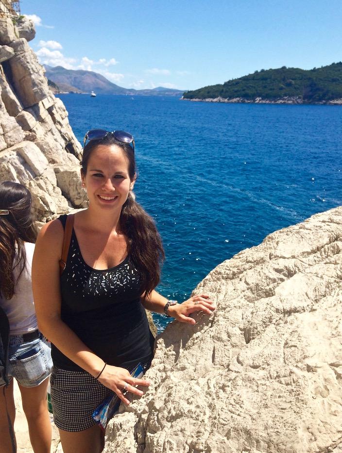 Café Buža Cliffs Dubrovnik
