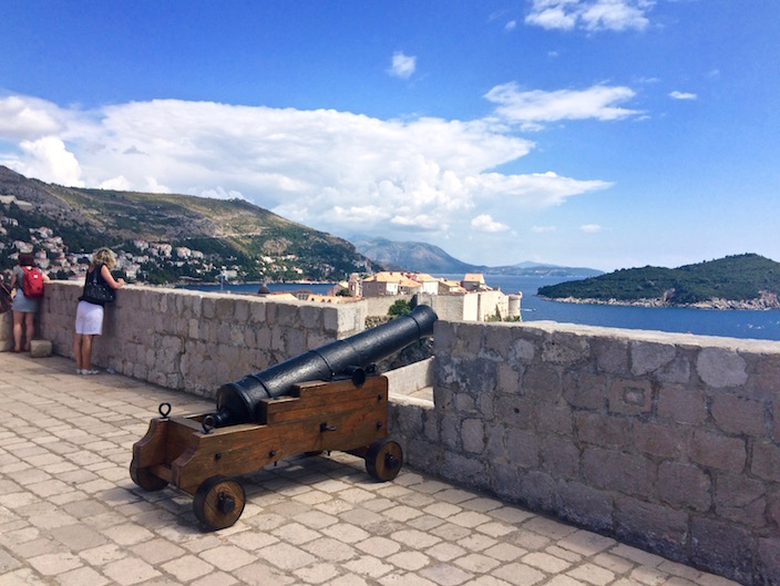 Fort of St. Lawrence Dubrovnik