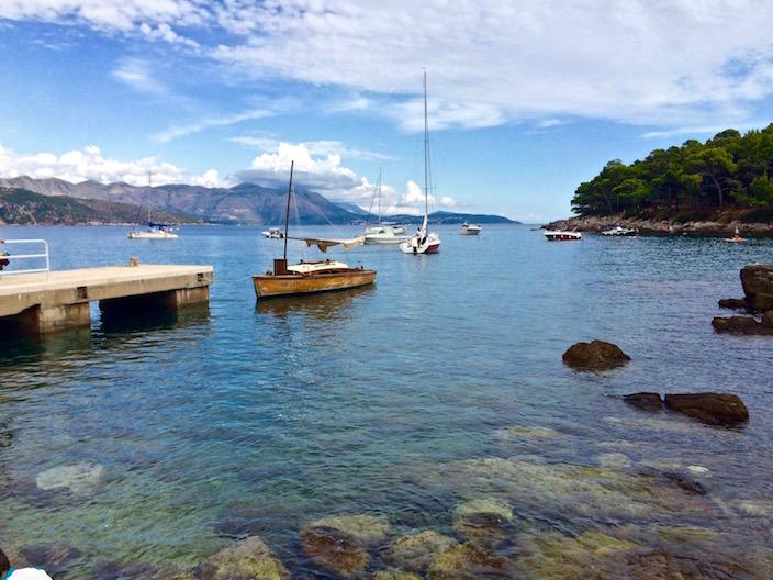 Island of Lokrum Dubrovnik Croatia