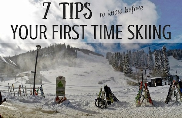 7 Tips to Know Before Your First Time Skiing