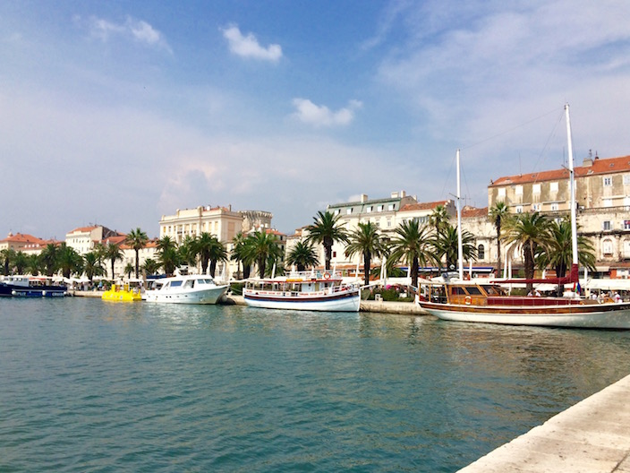 The Riva Split Croatia