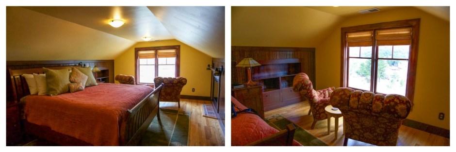 Golden Leaf Inn Heavenly Room