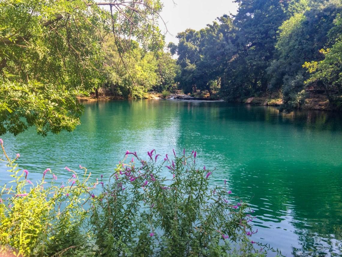 Turquoise Waters Krka National Park Croatia