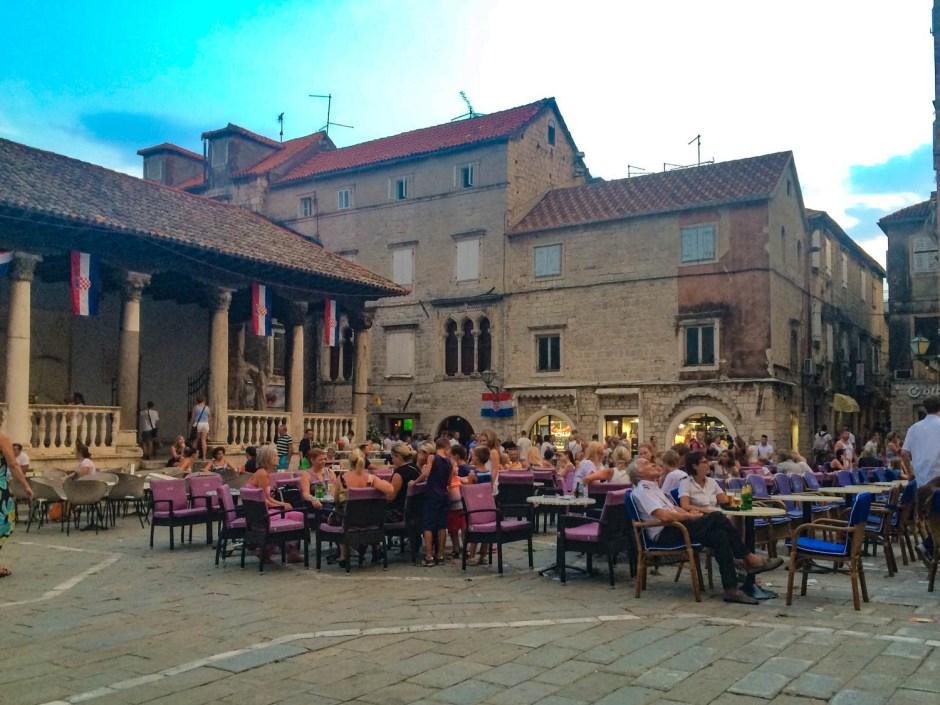 Croatia Itinerary - Trogir