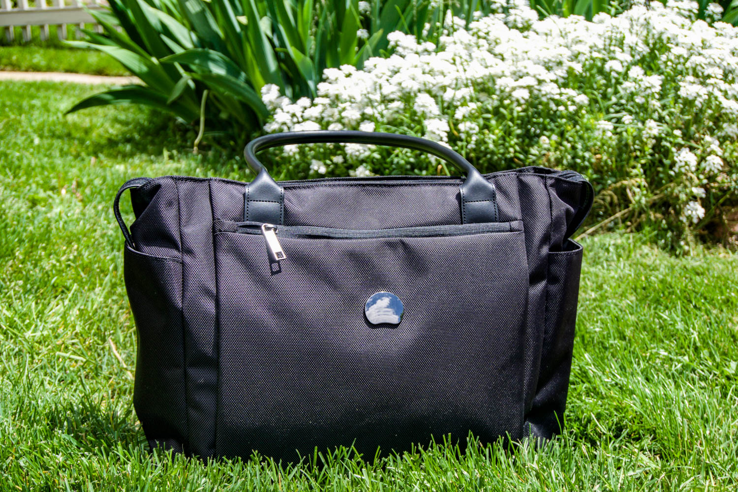 The Best Travel Tote Bag The Delsey Montmartre