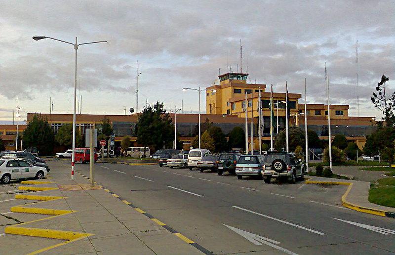 El Alto Airport - Bolivia