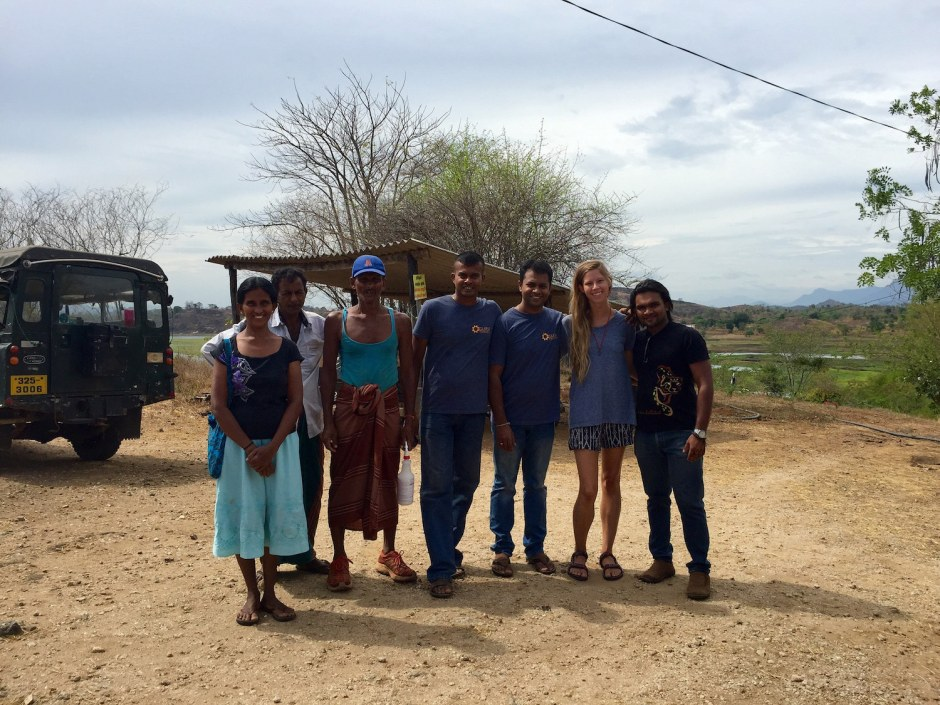 Greenheart Travel Volunteers in Sri Lanka