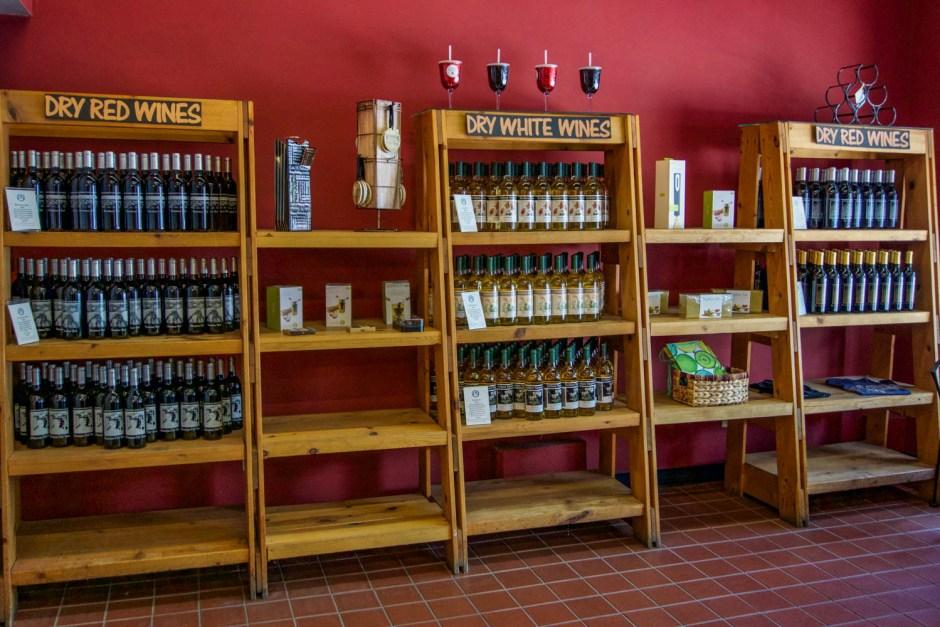 Northern Vineyards Winery - Stillwater Minnesota Small Town