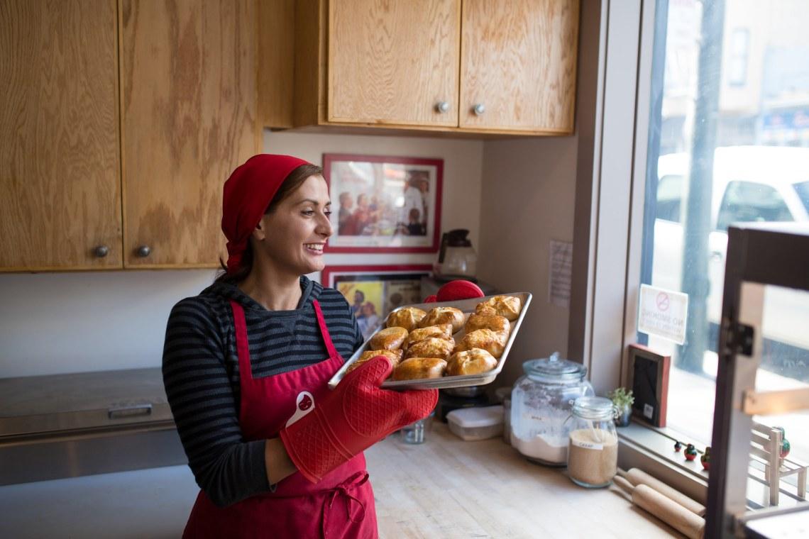 Anna San Francisco Kiva