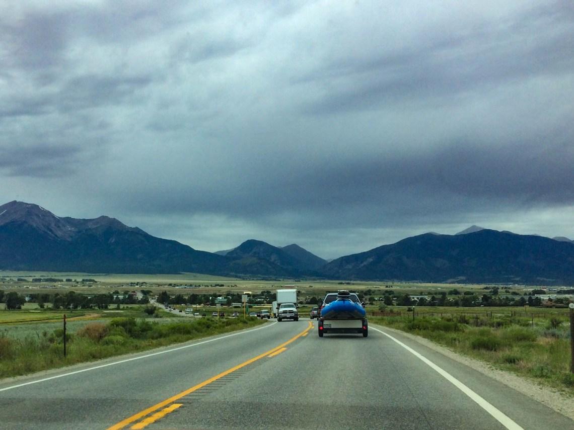 Buena Vista Colorado Road Trip