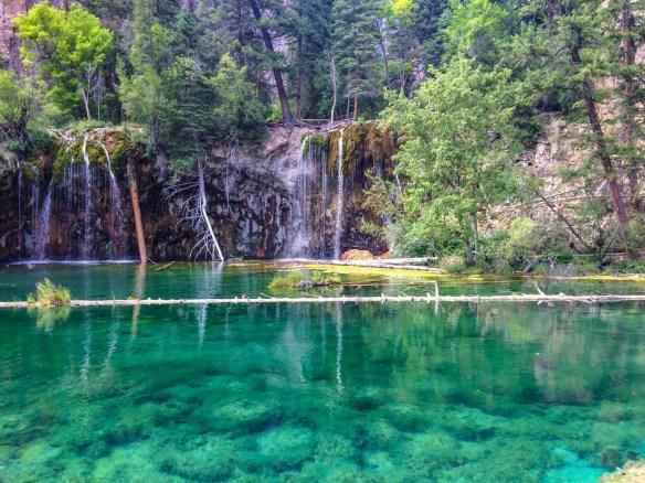 Hanging Lake Glenwood Springs Colorado