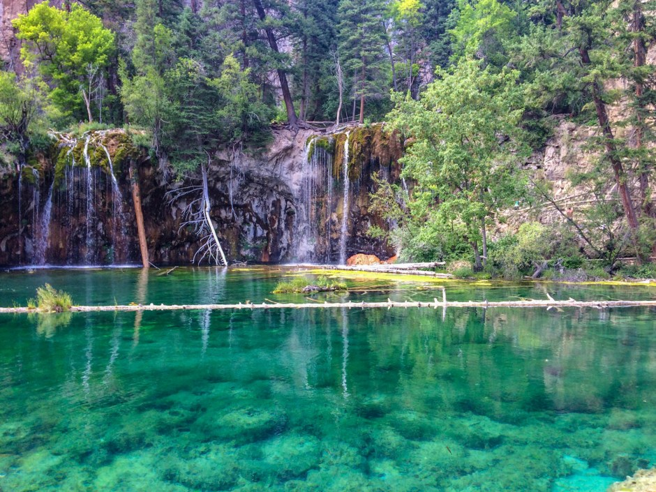 Hanging Lake Glenwood Springs Colorado