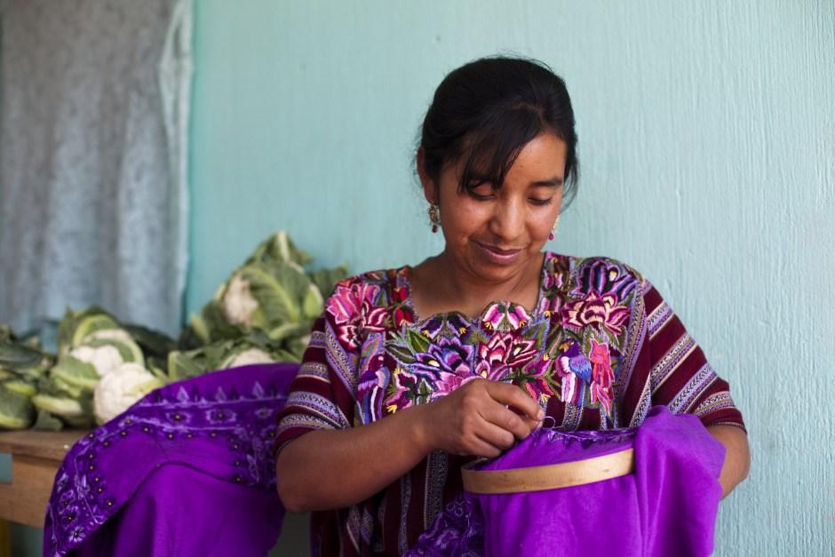 Maria Guatemala - Kiva littleBIGthings