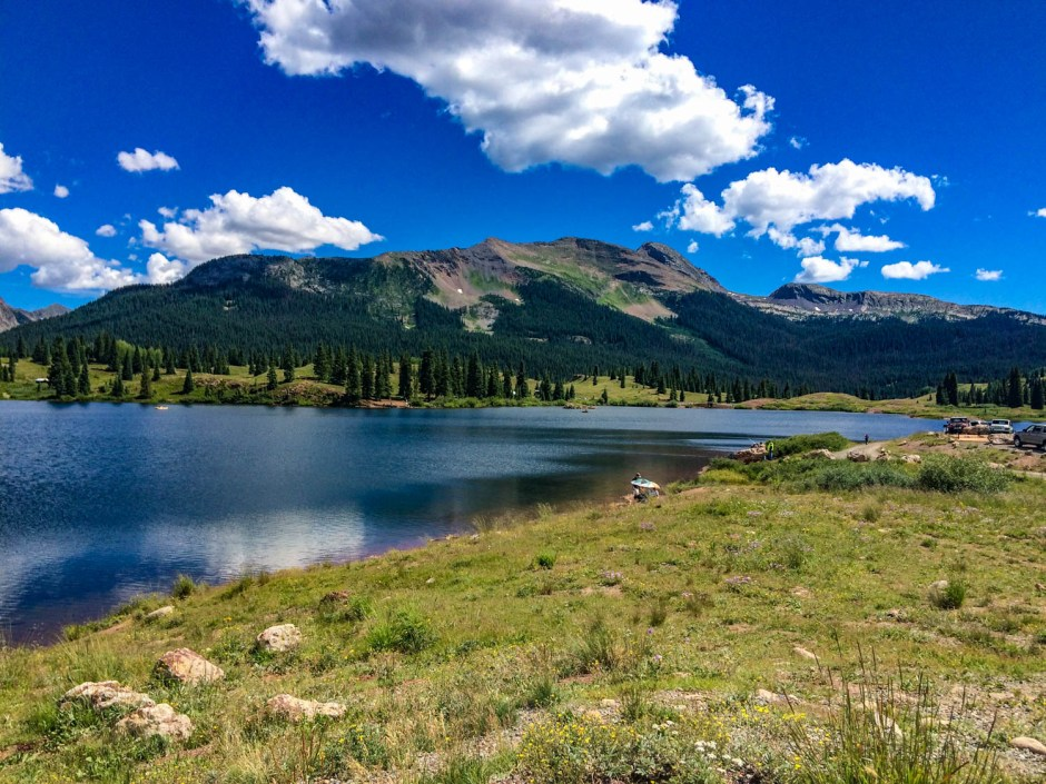 Molas Lake Southwestern Colorado Road Trip