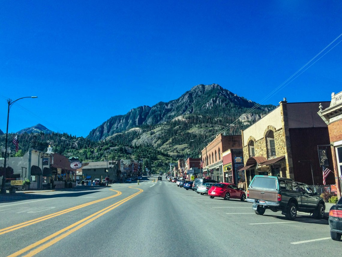 Ouray Southwestern Colorado Road Trip