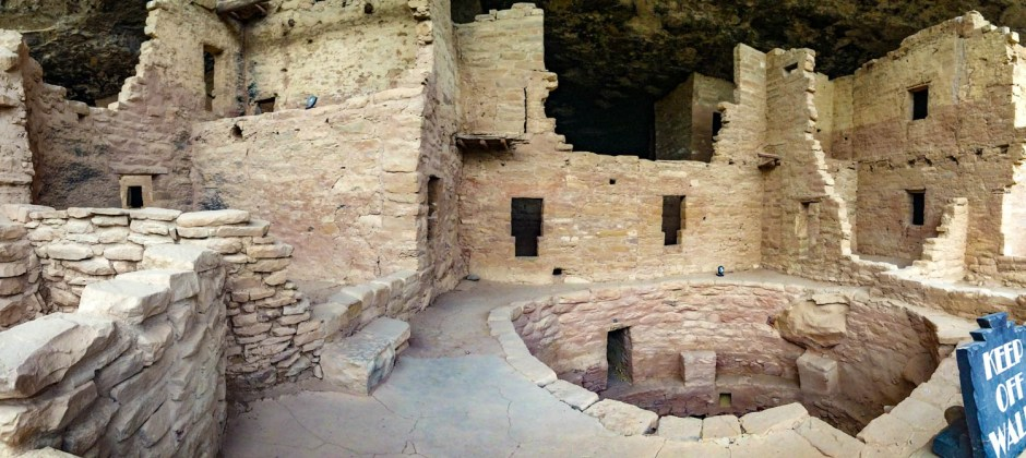 Spruce Tree House - Mesa Verde National Park Colorado