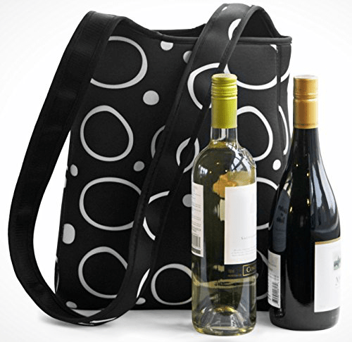 Insulated Wine Bag - 2017 Travel Gift Guide