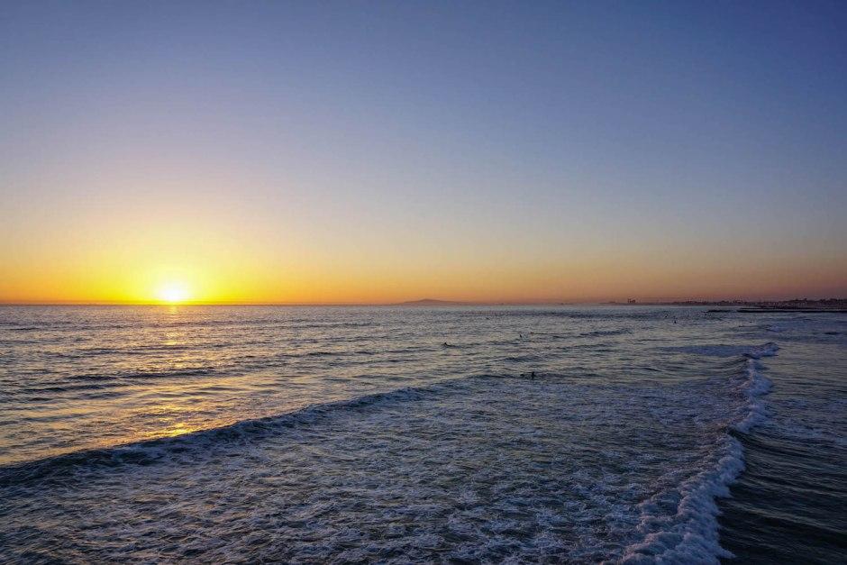 Newport Beach Sunset - 2017 Travel Gift Guide