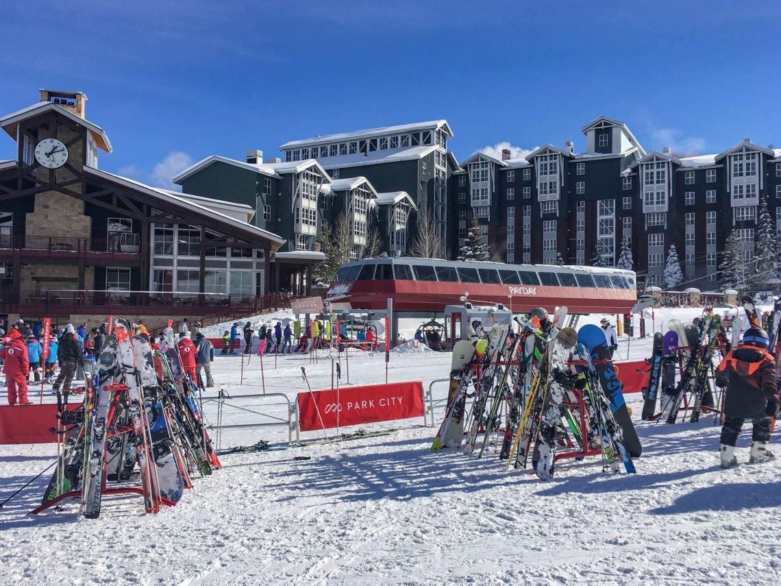 Ski Park City Travel Guide
