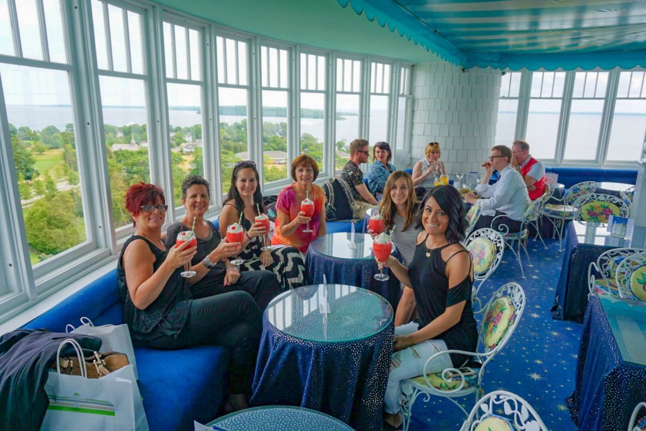 Cupola Bar Grand Hotel - Mackinac Island Travel Guide