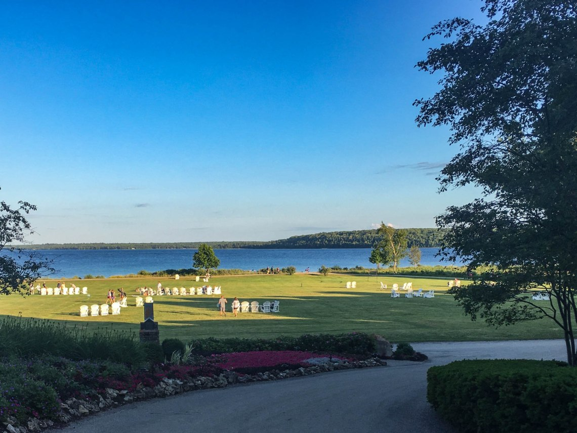 Mission Point Grounds Mackinac Island Travel Guide